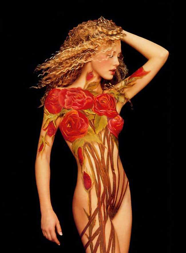 Human Body Art Photography