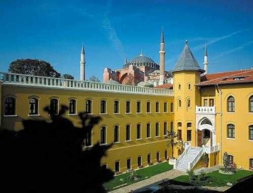 Four Seasons Hotel Sultanahmet Jail, Istanbul