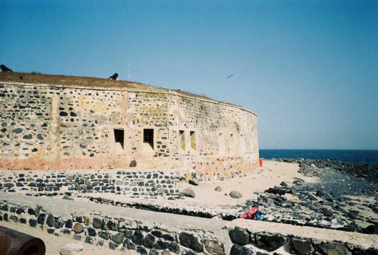 Goree Island Prison, Senegal