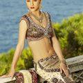 russian-beauty-indian-wear
