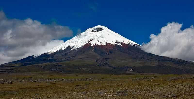 Cotopaxi volcano, Quito