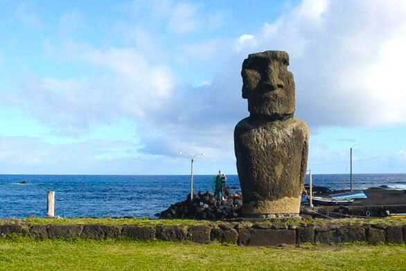 Moai, Easter Islands