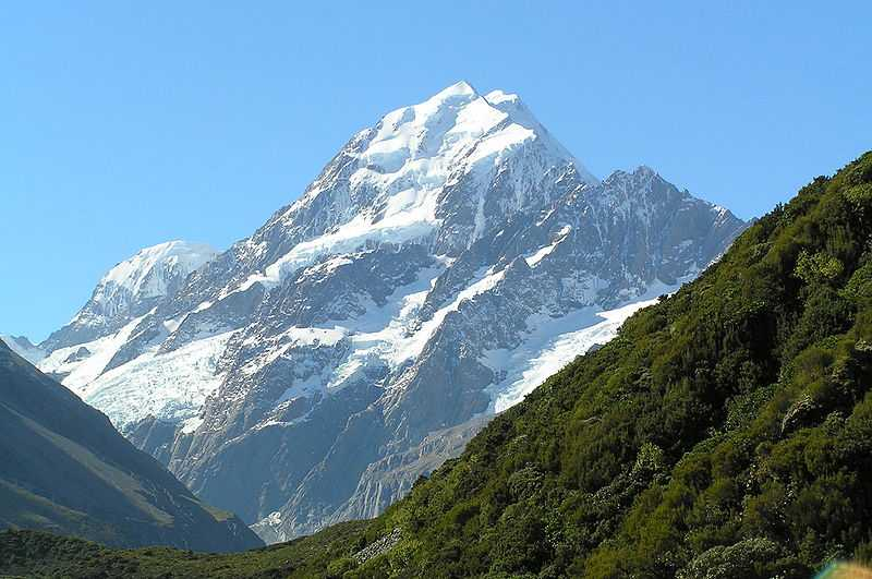 Aoraki Mount Cook, New Zealand