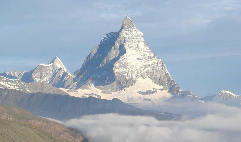 Matterhorn, Switzerland & Italy