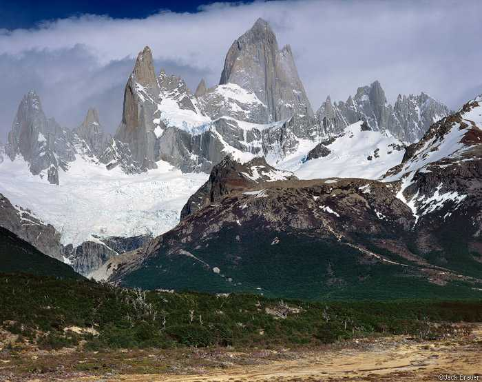 Monte Fitz Roy, Argentina & Chile Border