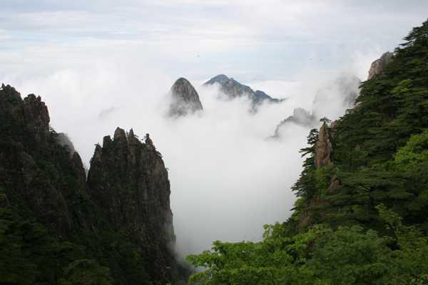 Mount Huang, China