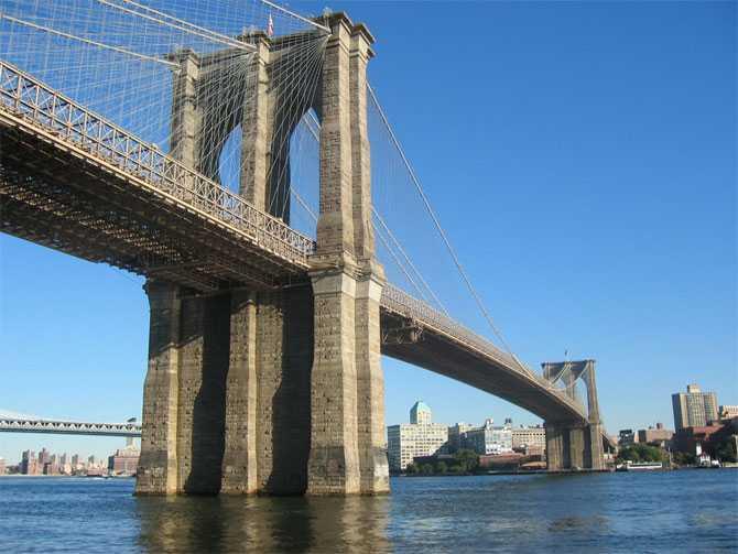 Brooklyn Bridge, USA