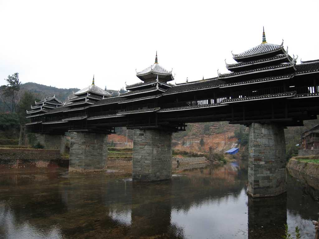 Chengyang Bridge, China