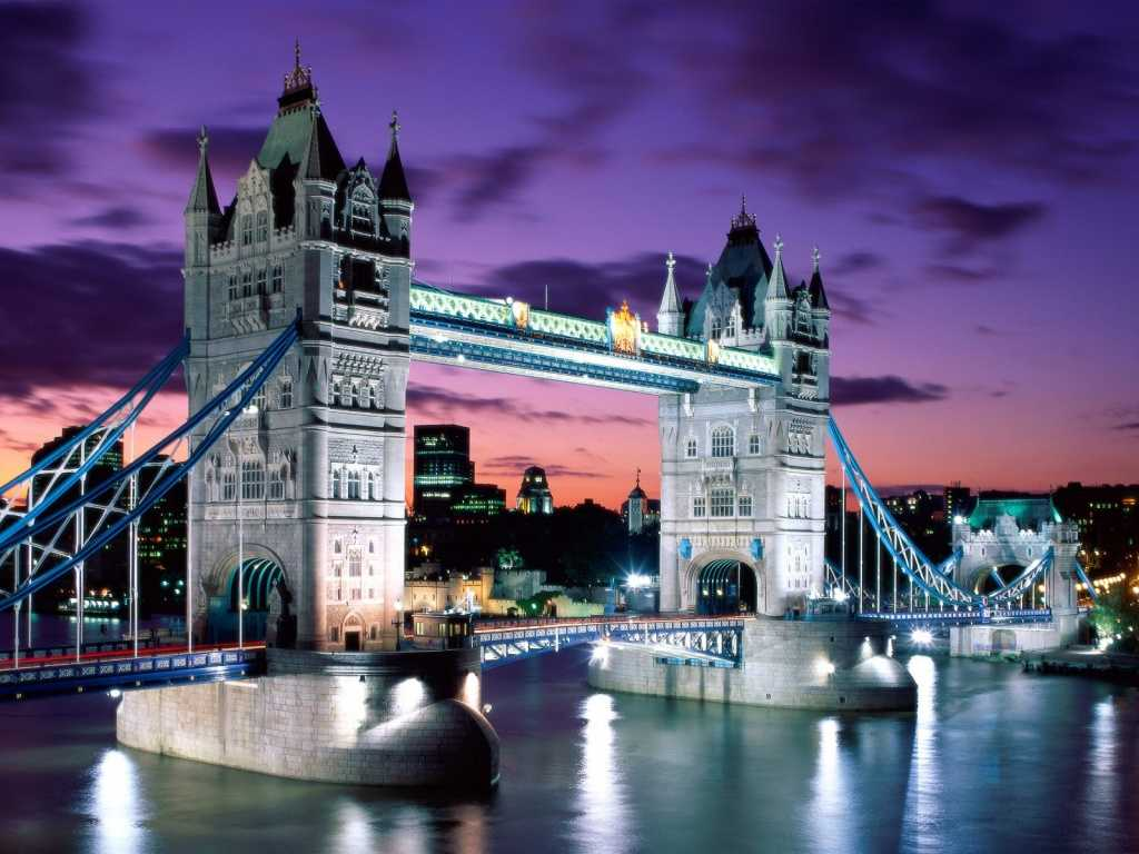 London Tower Bridge, England