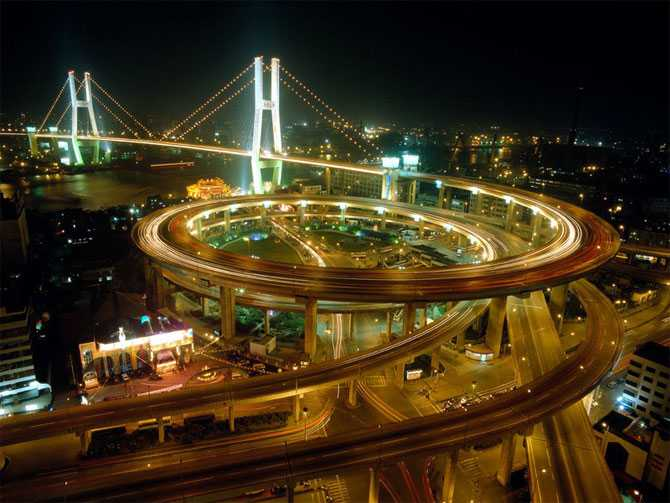 Nanpu Bridge, China