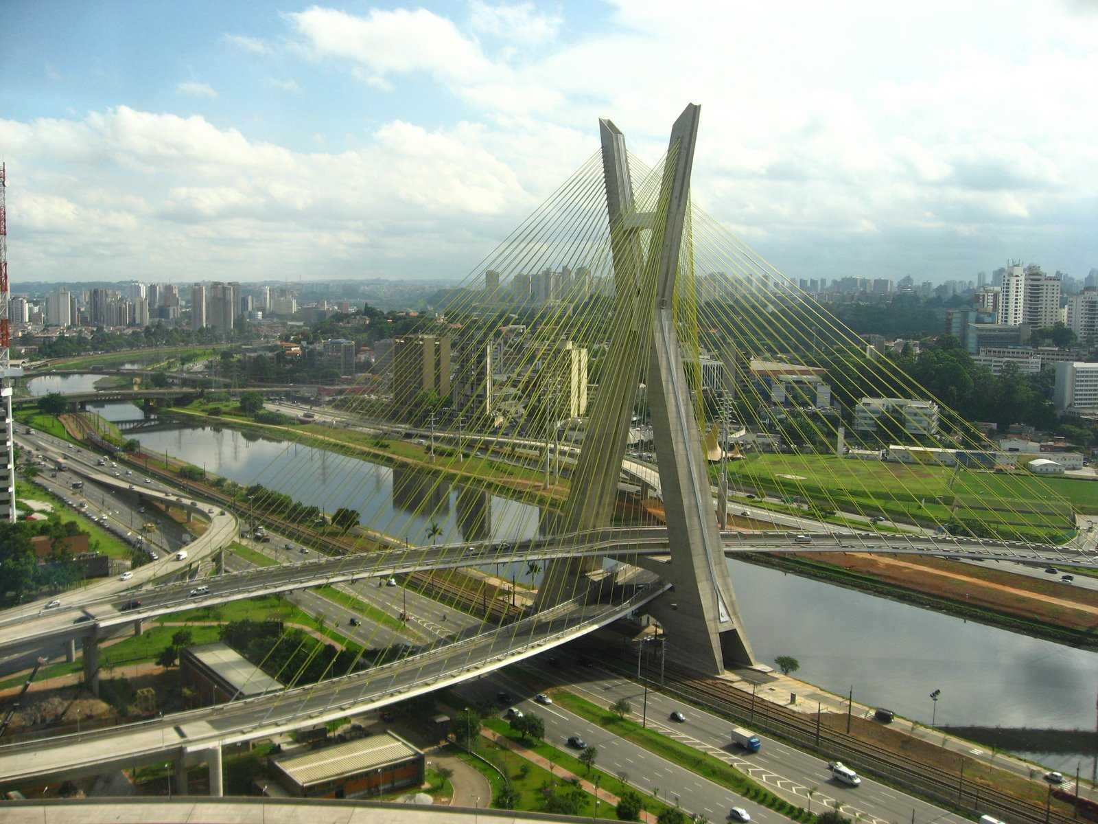 Oliveira Bridge, Brazil