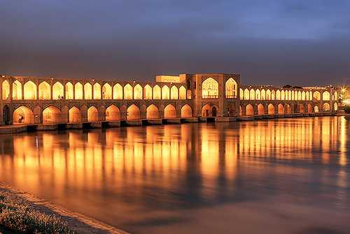 Si-o-se Pol, Iran