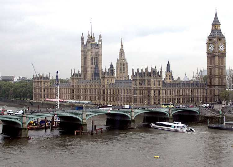 Westminster Bridge, England