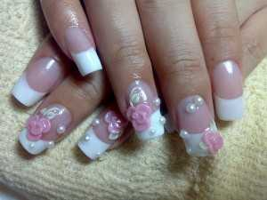 Acrylic nail art your favorite artificial nails nail art how to apply acrylic on your nails prinsesfo Image collections