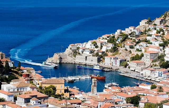 Hydra Island, Greece Laid Back Island Destination