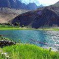 Bureth Lake in PoK