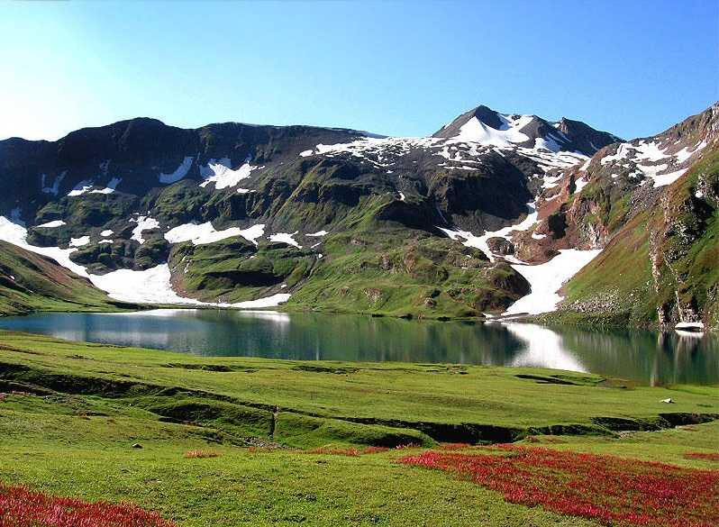 Dudipatsar lake picture, pok