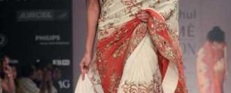 Abhi Rahul winter festive 2010 collection-4