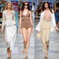 Stella McCartney Spring Summer 2010 Paris Fashion Week Neutrals