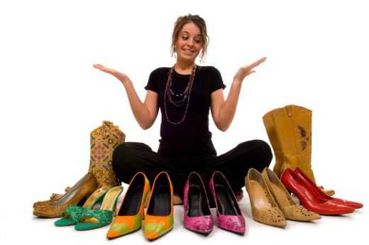 A Woman's Guide To Buying Footwear Online