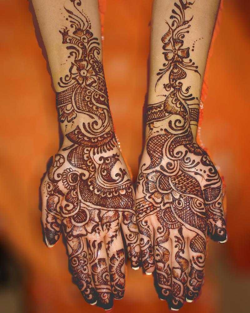 Arabic Henna Designs: Top Arabic Mehndi Designs For Hands