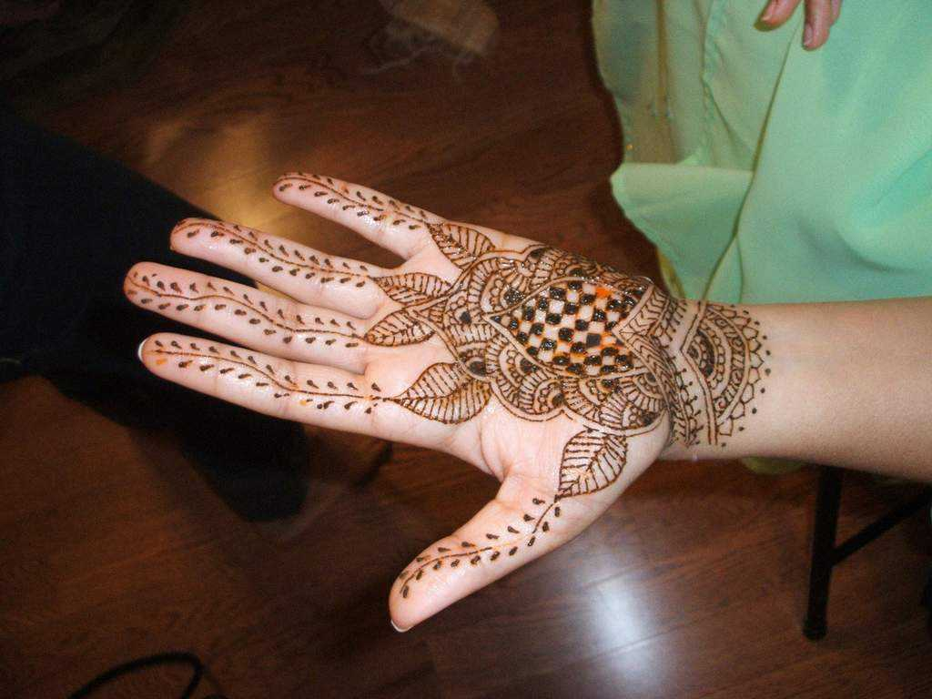 Indian Mehndi Designs For Hands Indian Hand Mehndi Designs