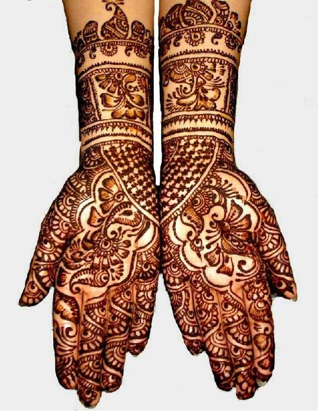 Indian Mehndi Designs For Hands - Indian Hand Mehndi ...