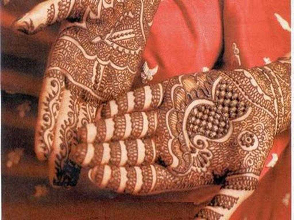 Mehndi Patterns Bridal : Indian mehndi designs for hands hand