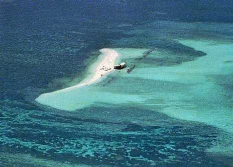 Zhongsha Islands, South China Sea