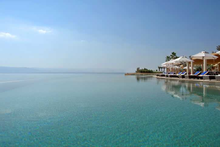 Dead Sea, Jordon