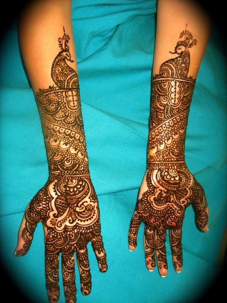 Mehndi Designs Karachi : Top pakistani mehndi designs for hands