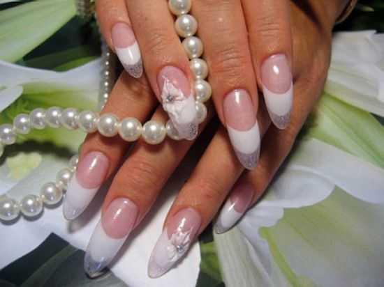 Bridal Nail Designs 18