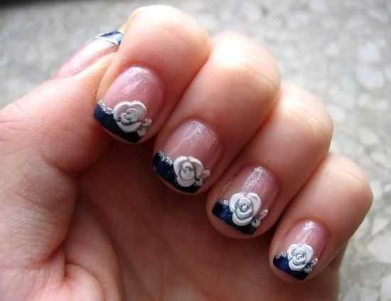 Bridal Nail Designs 9