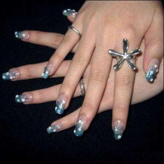 Bridal Nail Designs 19