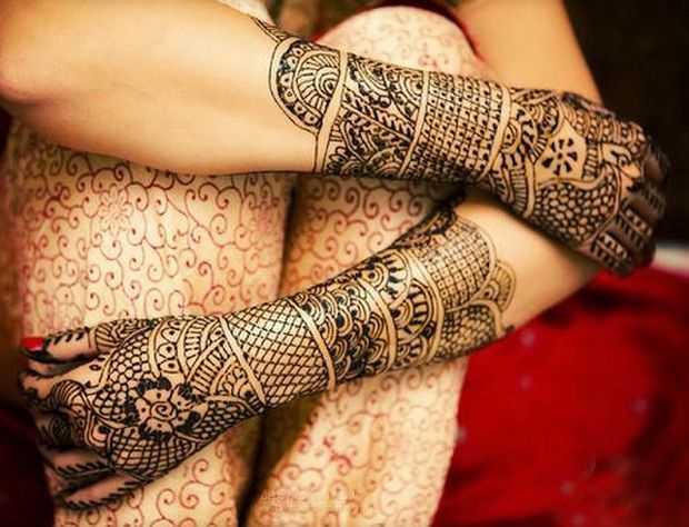 Full Arm Mehndi Designs : Stylish arabic mehndi designs for full hands