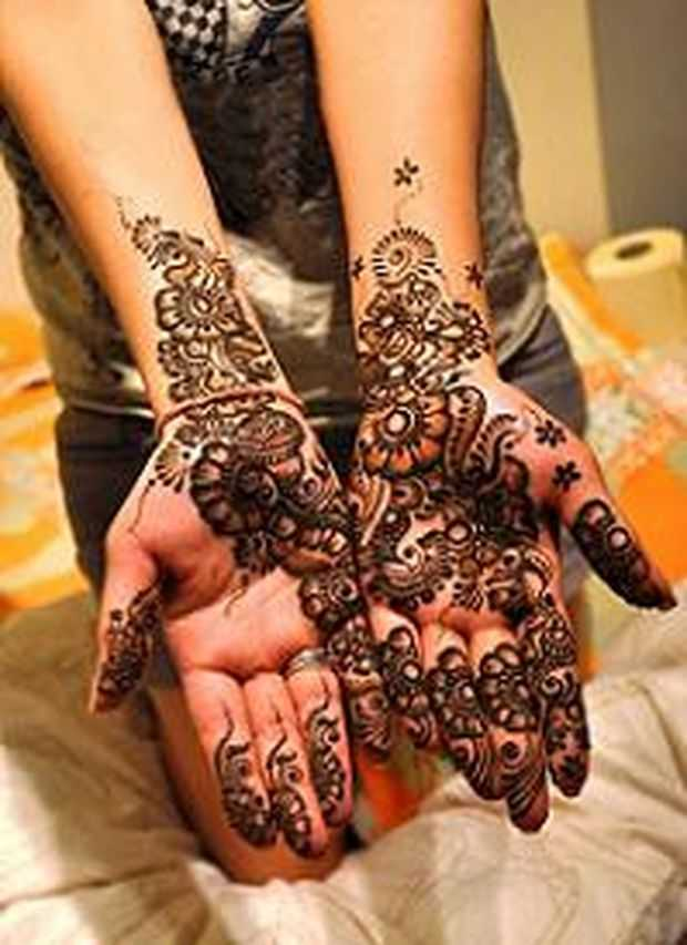 Mehndi Designs For Hands Eid : Hand mehndi designs for eid henna hands