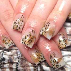 Stylish animal print nail art designs trends check prinsesfo Gallery