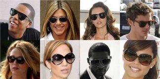 1b5f3bcc26c Top 10 Designer Celebrity Sunglasses – Stylish Celebrity Sunglasses.