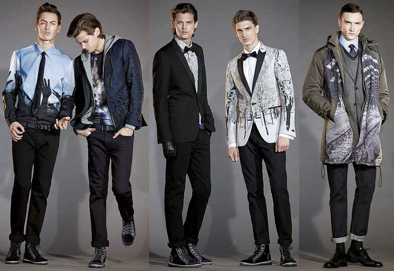 Men's Fashion Trends for Autumn