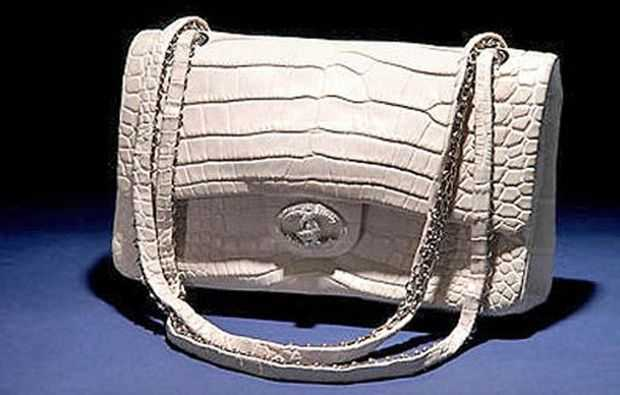 5 Most Expensive Designer Handbags In The World
