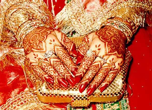 Bridal Mehndi Ideas : Traditional bridal mehndi designs indian wedding henna