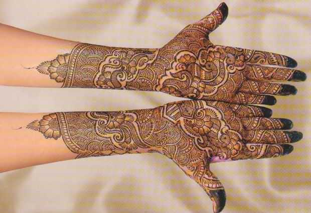 Mehndi Patterns Images : Indian diwali mehndi designs henna for karva