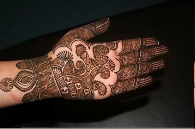 Mehndi For Diwali : Indian diwali mehndi designs henna for karva