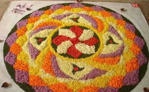 rangoli-designs-with-flowers-7