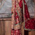 Stylish-Bridal-Saree-designs-6