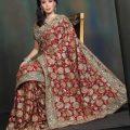 Stylish-Bridal-Saree-designs-8