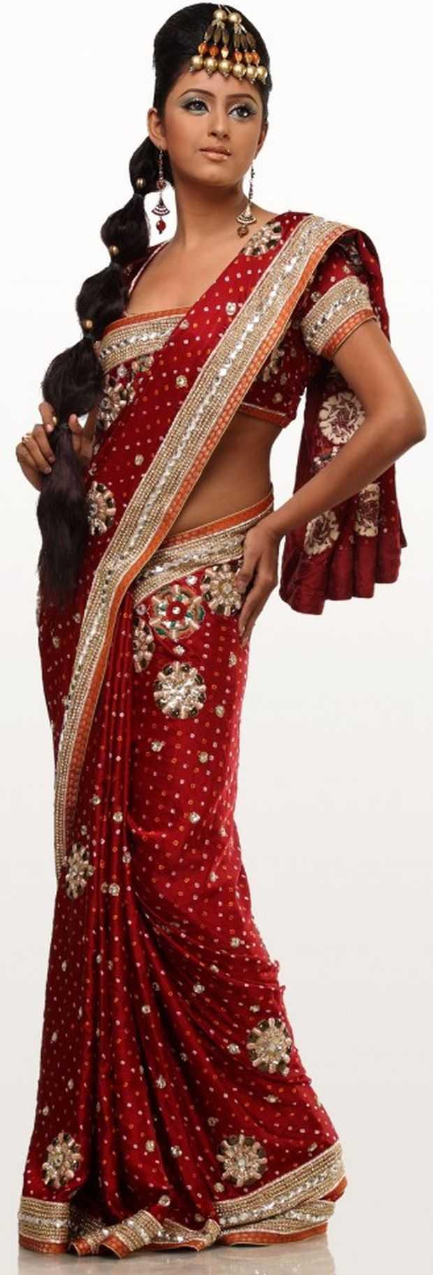 Stylish & Innovative Indian Bridal Saree Designs - Bridal Wear