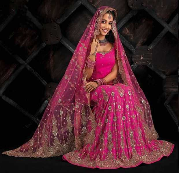 Indian Wedding Dressing Styles Indian Bridal Lenghas