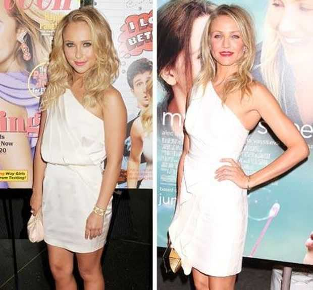 Who Wore It Better - Cameron Diaz or Hayden Panettiere