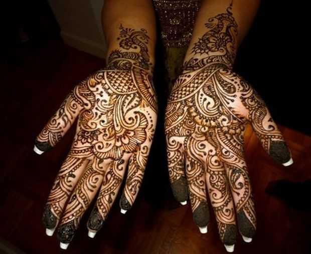 Mehndi Designs For Hands Bridal Rajasthani : Rajasthani mehndi henna designs